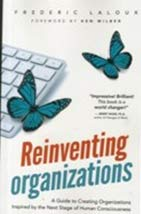 Reinventing organizations – Frederic Laloux